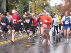 Scarsdale Fall Foliage 5K